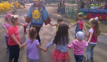 1 мая Детский парк Пензы торжественно откроет летний сезон