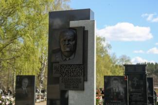 Первые лица Пензы почтили память Василия Бочкарева