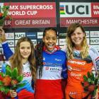 Пензячка Наталья Афремова взяла «серебро» на Кубке мира по велоспорту BMX