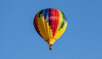 В Крыму унесло ветром воздушный шар с ребенком