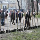 Городское благоустройство – кому это выгодно, кроме чиновников с лопатами?