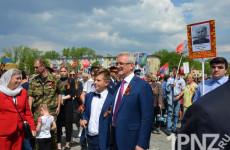 Знойный парад 2019-го. В Пензе День Победы прошел героически при 30-градусной жаре (ФОТО)