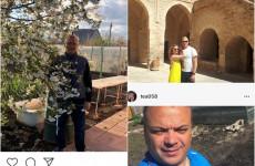 Вип-выходные: Белозерцев в огороде, Львова-Белова бросила детей, а Трошин вышел из сумрака