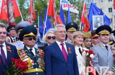 Как губернатор Иван Белозерцев в четыре раза увеличил численность «Бессмертного полка» в Пензе. Рейтинг ПФО