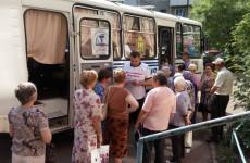 В Пензу снова приехал «Автобус здоровья»