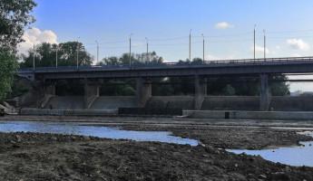 Андрей Ванин: снижение уровня воды в Суре связанно с масштабной реконструкцией плотины