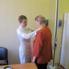 В эту субботу пензенцы смогут бесплатно проверить щитовидку