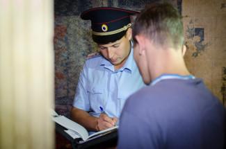 В Пензе два молодых уголовника задержаны за серию краж
