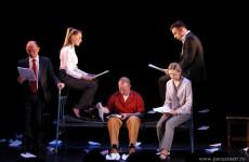 В Пензенском драмтеатре зрителей познакомили с современными пьесами