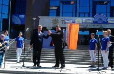 Пенза передала эстафету Всероссийского театрального марафона Саратову