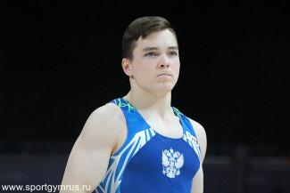 На соревнованиях в Санкт-Петербурге победил пензенский гимнаст