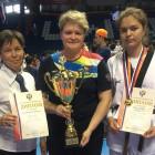 Пензенская спортсменка победила в Чемпионате России по спорту глухих