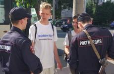 Они вернулись... В Пензе поймали сборщиков пожертвований-злодеев