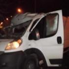 В Пензенской области опрокинулся грузовой фургон