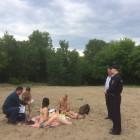 В Пензе проверили городские пляжи