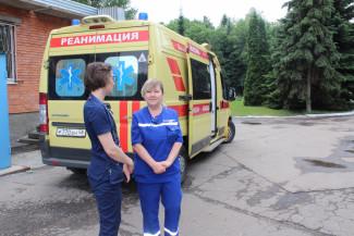 В Пензенской области на реанимобили для «скорой» потратят 95 миллионов рублей