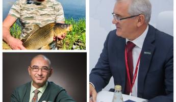 Вип-неделя: Белозерцев в Питере, Туктаров на рыбалке, а Мануйлов сменил профессию
