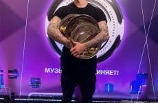 На премии Муз-ТВ 2019 пензенец Егор Крид получил сразу 4 награды