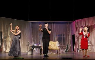 Очередная премьера в Пензенском драмтеатре прошла с успехом!