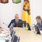 Иван Белозерцев представил нового министра труда Пензенской области