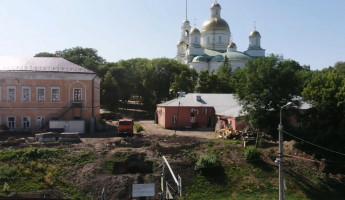 Первому Пензенскому Порталу удалось заглянуть в археологический раскоп на улице Кирова