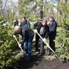 Стараниями Белозерцева и Кувайцева в Пензе появится свыше сотни деревьев