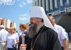 Митрополит Серафим поделился своими впечатлениями о Спасском соборе в комментарии 1PNZ