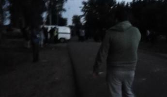 «В Чемодановке началась война». Местные жители сообщают о конфликте цыган с русскими
