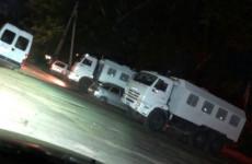 В Сети появились фотографии с места массового побоища в Чемодановке