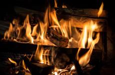 При пожаре под Пензой пострадал мужчина