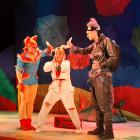 В Пензенском драмтеатре состоялась премьера детского спектакля