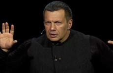 За это надо сажать! Известный журналист Владимир Соловьев жёстко высказался о фейках про конфликт в Чемодановке