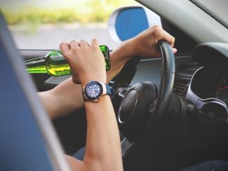 В Заречном задержали очередного любителя выпить за рулем