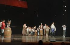 «Фанфан-Тюльпан» в Пензенском драмтеатре
