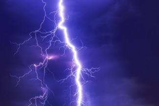 19 июня в Пензенской области ожидаются дождь и гроза