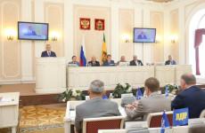 Пензенских выпускников придут поздравить областные парламентарии