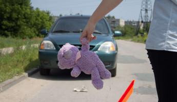 Страшное ДТП в Пензе: водитель легковушки сбил женщину с двумя детьми