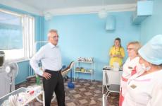В Чемодановке отремонтируют участковую больницу