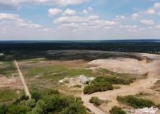 Чемодановский мусорный полигон: вонь и растущее кладбище. Как это выглядит сверху?