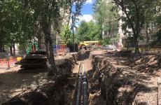 """""""Т Плюс"""" вложит порядка 8 млн в реконструкцию теплосети по проспекту Победы в Пензе"""