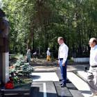 В Пензе почтили память экс-губернатора Василия Бочкарева