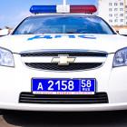 В пензенском Арбеково поймали нетрезвого водителя