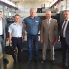 Бизнес-миссия из Татарстана отметила высокие темпы развития компании «СтанкоМашСтрой»