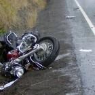 У разбившихся в Кузнецке на мотоцикле супругов остался 4-летний сын