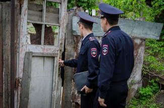 В Чемодановке двое молодых людей попались на краже