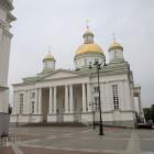 Строительство Спасского собора в Пензе завершится уже в этом году