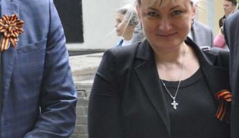 Бывший вице-мэр Пензы Ирина Ширшина выслушала свой приговор