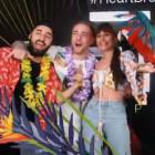 Пензенец Егор Крид отметил день рождения с артистами Black Star
