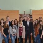 Депутат Заксобра Дмитрий Семин встретился с молодыми журналистами из Пензы