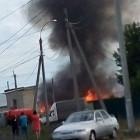 Появились подробности пожара на мебельной фабрике в Кузнецке